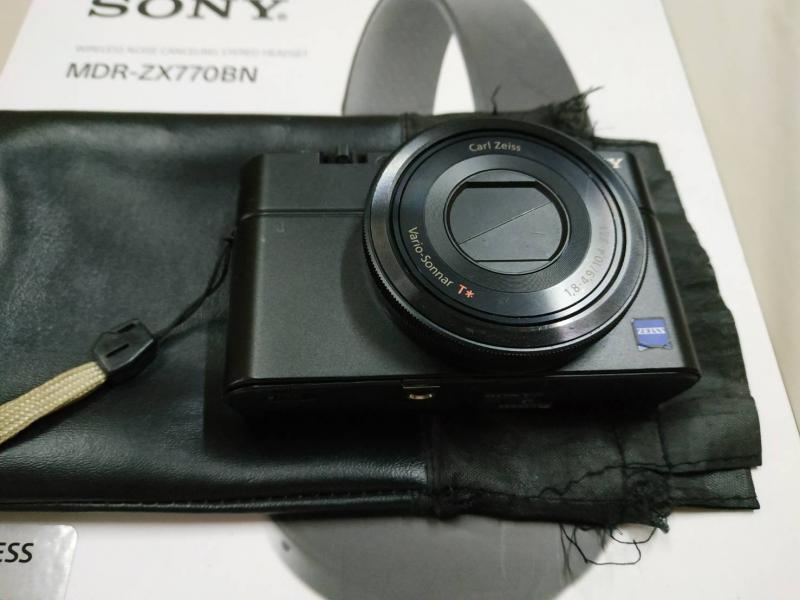 ขาย sony rx100 mark1